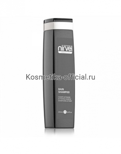Шампунь против старения волос Nirvel Professional Longevity Bain Shampoo, 250 мл