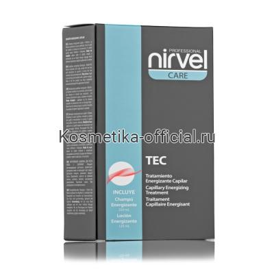 Комплекс для укрепления и стимулирования роста волос с биотином Nirvel Professional Complex Biotin +