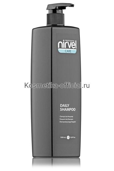 Шампунь для ежедневного применения Nirvel Professional Daily Shampoo, 1000 мл