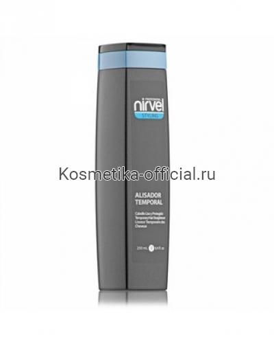 Cредство для временного выпрямления волос Nirvel Professional Temporary Hair Straightener, 250 мл