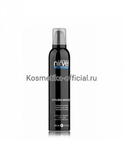 Мусс для укладки вьющихся волос Nirvel Professional Mousse Curly Hair, 300 мл