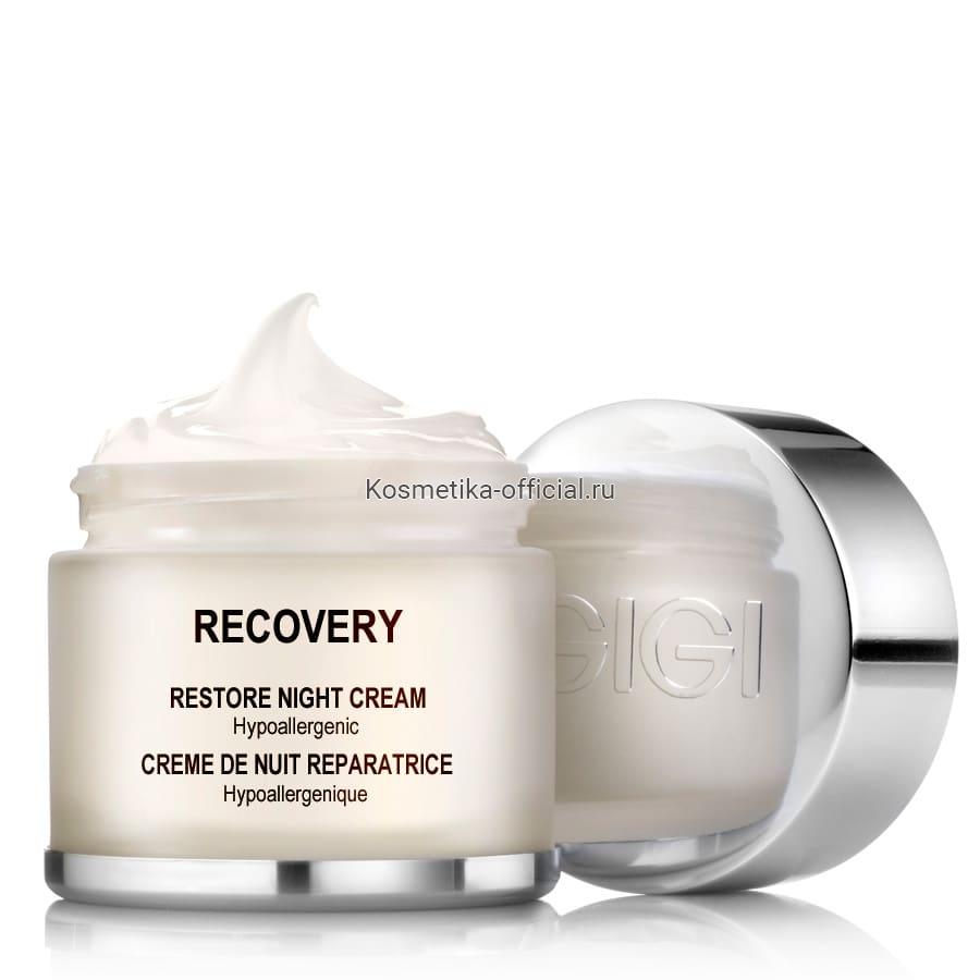 Recovery Крем ночной восстанавливающий, 50 мл. (Gigi)
