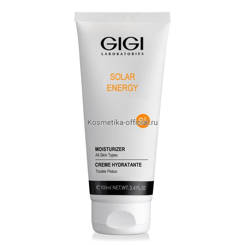 Solar Energy крем увлажняющий, 100 мл (Gigi)