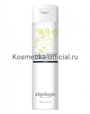 Очищающий матирующий тоник для жирной кожи Algologie, 200 мл