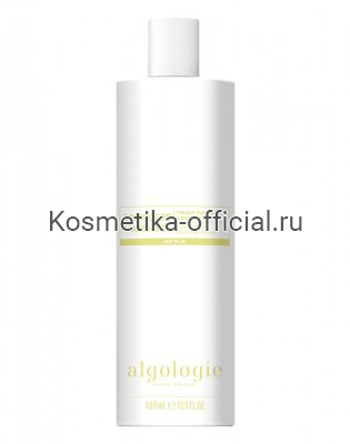 Очищающий матирующий тоник для жирной кожи Algologie, 400 мл
