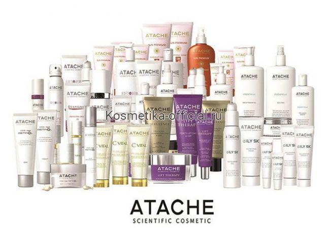 Atache косметика профессиональная купить купить недорогую брендовую косметику