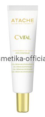 Мультивитаминный гель-крем для контура глаз 15 мл