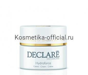 Увлажняющий крем с витамином Е для нормальной кожи Hydroforce Cream 50 мл