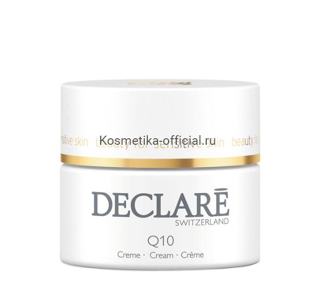 Омолаживающий крем с коэнзимом Q10 Age Control Cream 50 мл