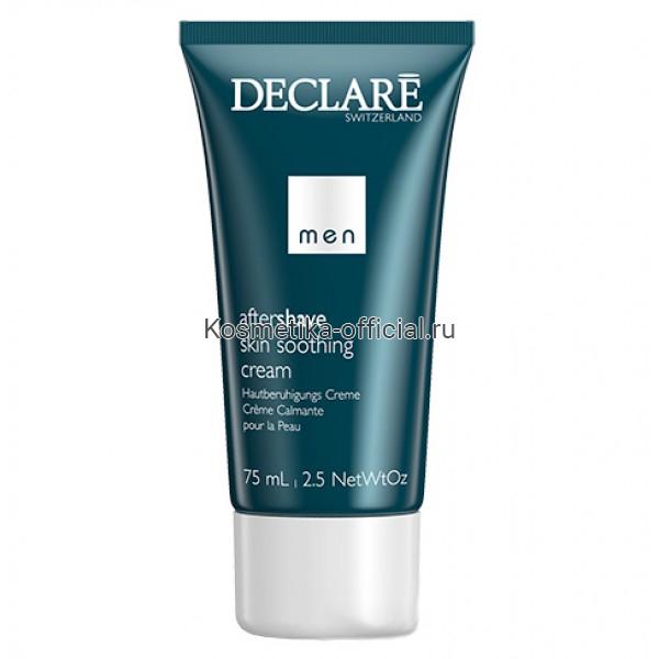 Успокаивающий крем после бритья After Shave Skin Soothing Cream 75 мл