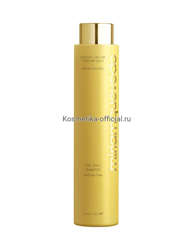 Золотой шампунь The Gold Shampoo 250 мл