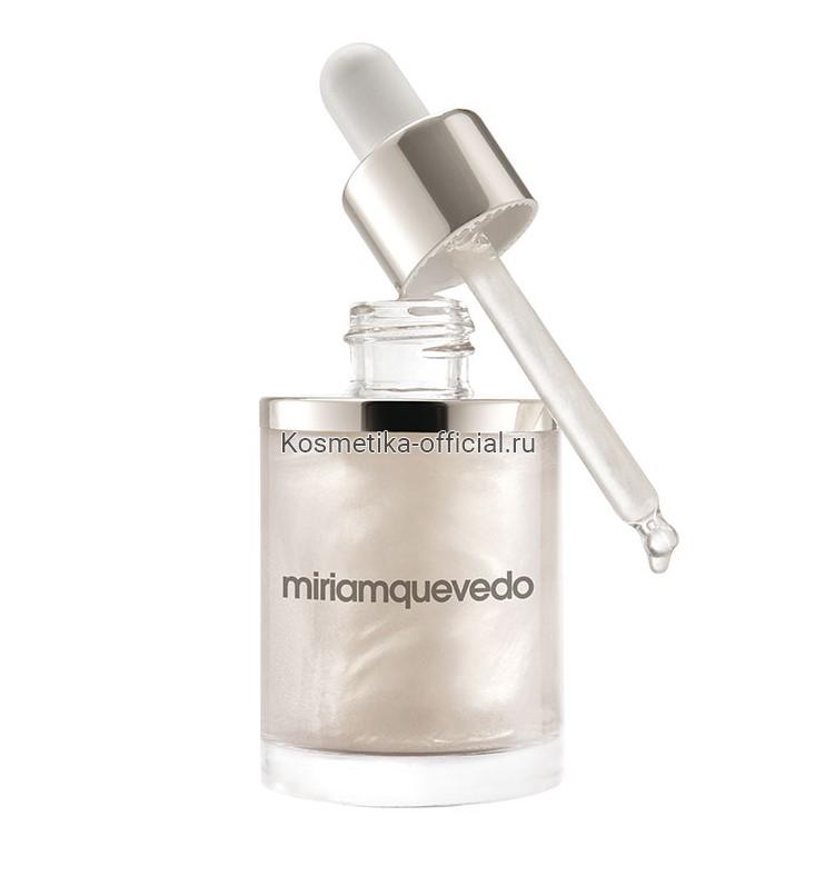 Увлажняющий эликсир для волос с маслом прозрачно-белой икры Glacial White Caviar Hydra-Pure Precious Elixir 50 мл