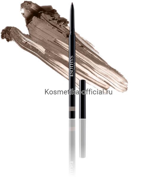 Карандаш для бровей (10 светло-коричневый) Eyebrow Pencil (10 Intensité 1) 1шт