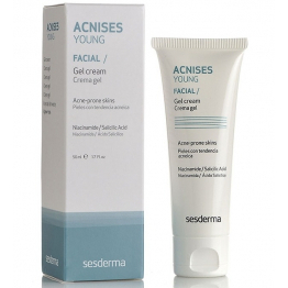 Sesderma Acnises young Cream Gel Крем-гель, 50 мл