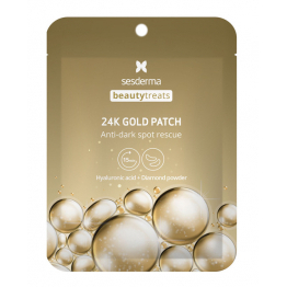 BEAUTY TREATS 24K Gold patch Маска-патч под глаза
